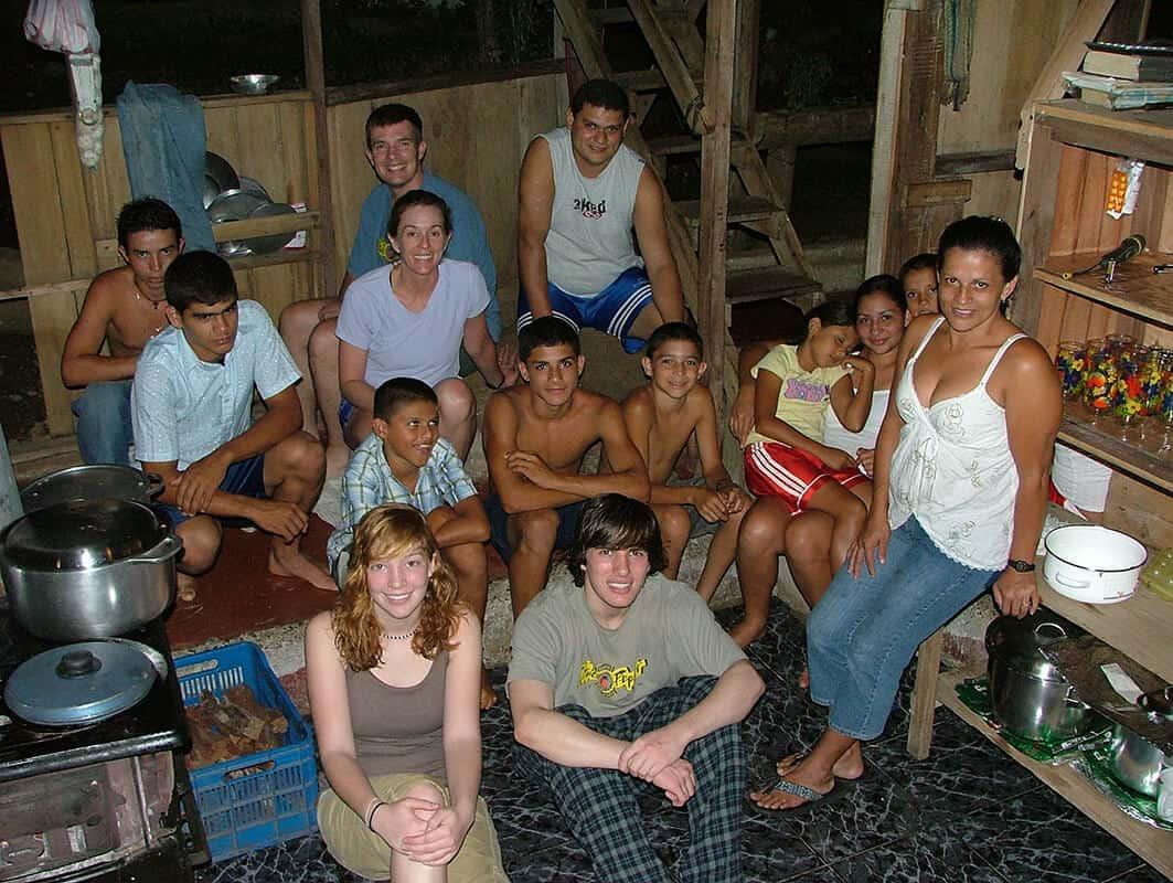 Hardy Trip- March 2007 - Pure Life Adventure in Costa Rica