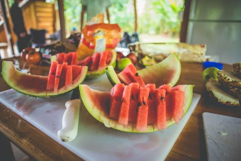 Watermelon - Pure Life Adventure in Costa Rica