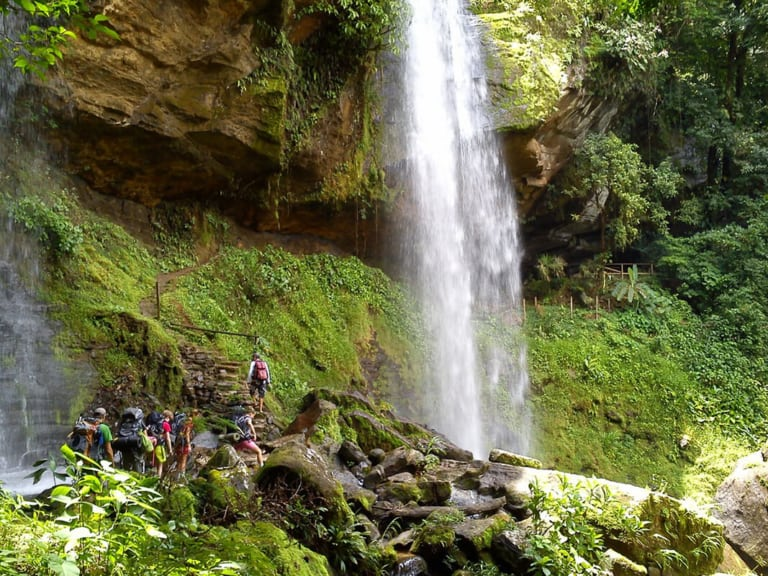 Waterfall - Pure Life Adventure in Costa Rica