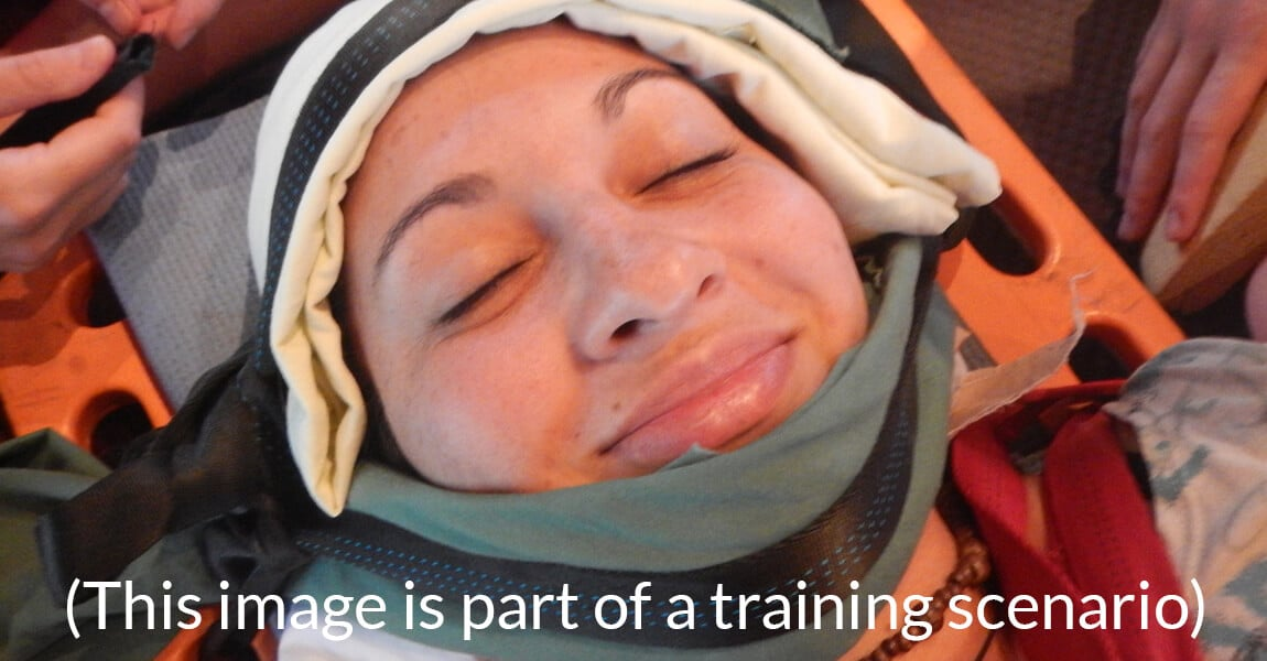 Safety Training during Pure Life Adventure Therapy. Wilderness Therapy for young adults.
