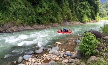 Holistic nature-based adventure programs to treat anxiety