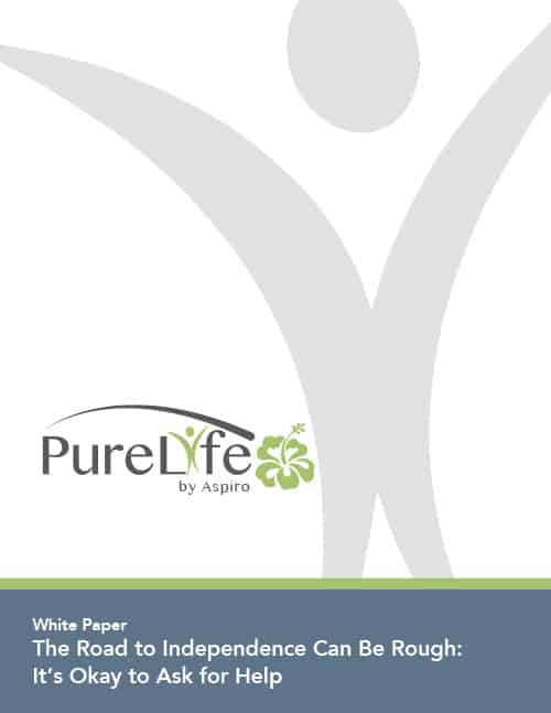 Pure Life Road to Independence PDF image