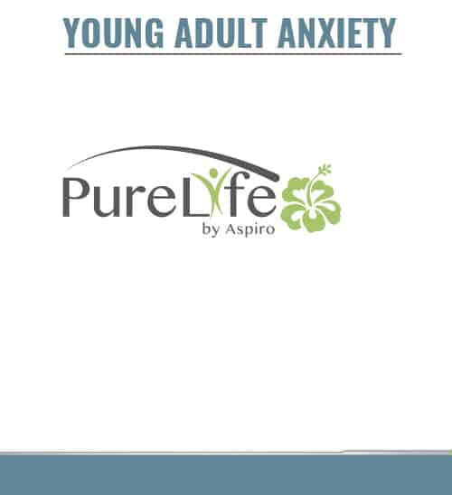 Pure Life Young Adult Anxiety PDF image
