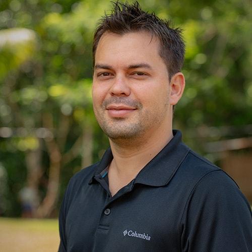 Carlos Fajardo - Profile Image - Pure Life Adventure