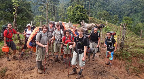 Therapeutic Gap Year Semester - Week 12 - Multi Activity Hiking Adventure