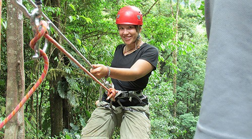 Therapeutic Gap Year Semester - Week 8 - Technical Ropes and Rescue Certification